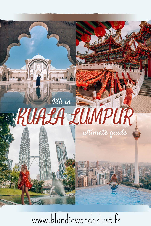 Pinterest pin 48h in Kuala Lumpur, ultimate guide