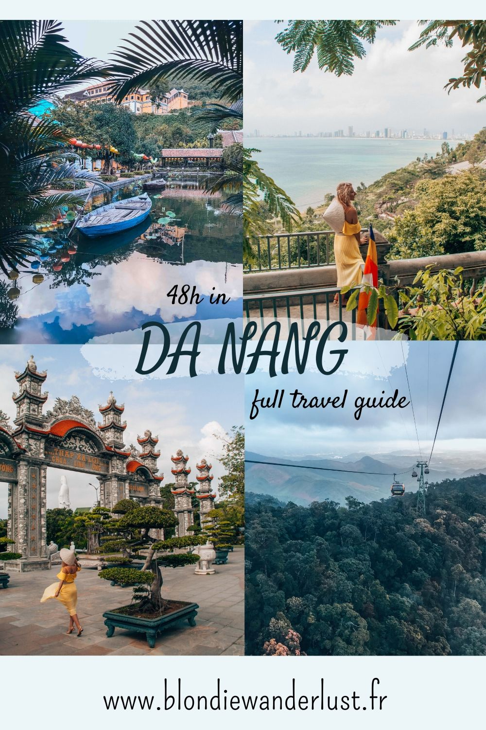 Full travel guide to spend 48h in Da Nang, Vietnam