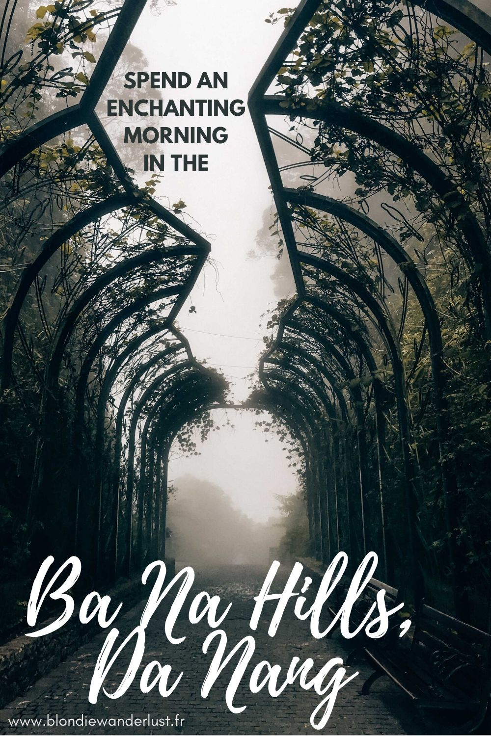 Spend an enchanting morning in the Ba Na Hills, Da Nang