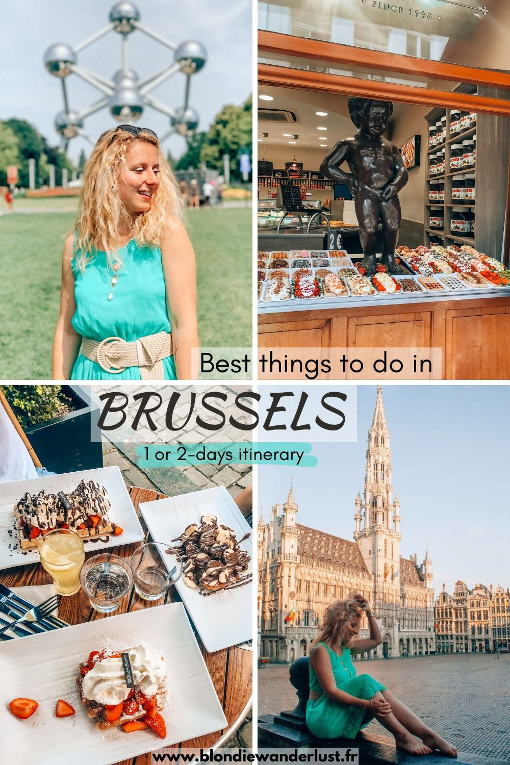 Best things to do in Brussels for 24h or 48h