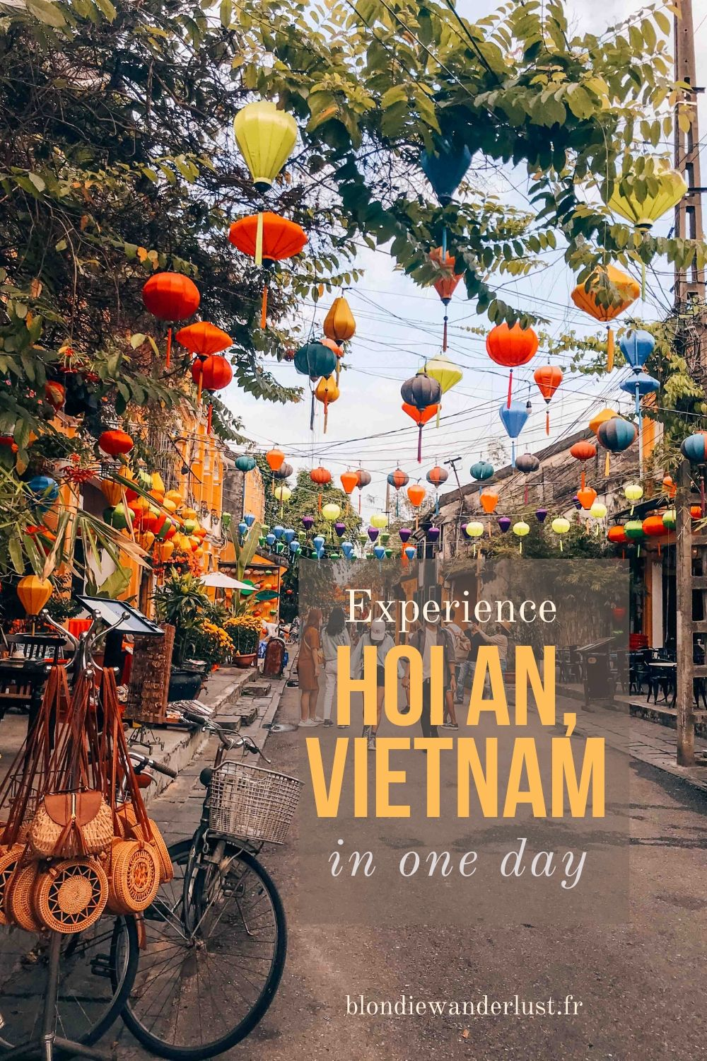 Experience Hoi An, Vietnam, in one day