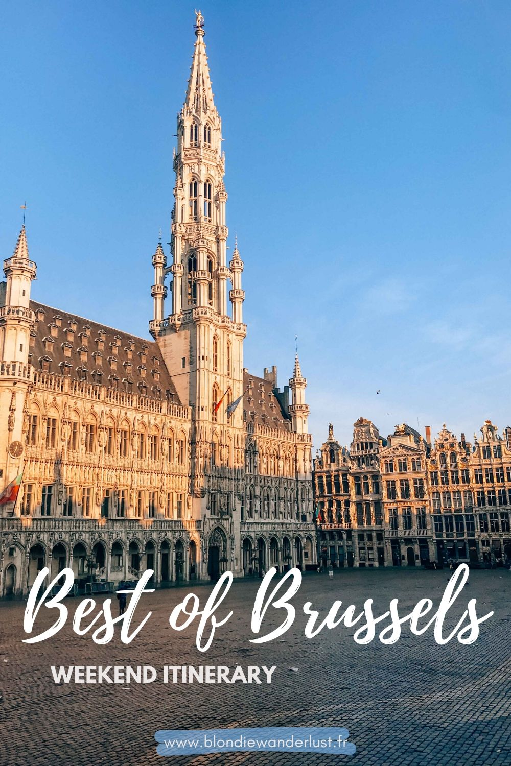 Best of Brussels, weekend itinerary