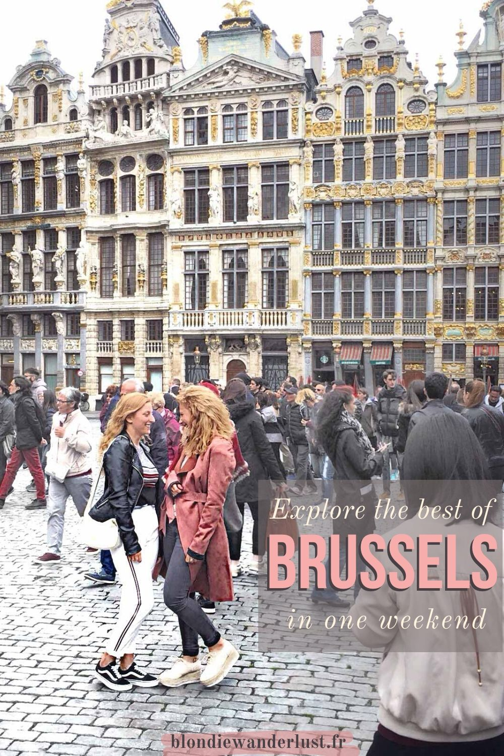 Best things to do in Brussels in one weekend