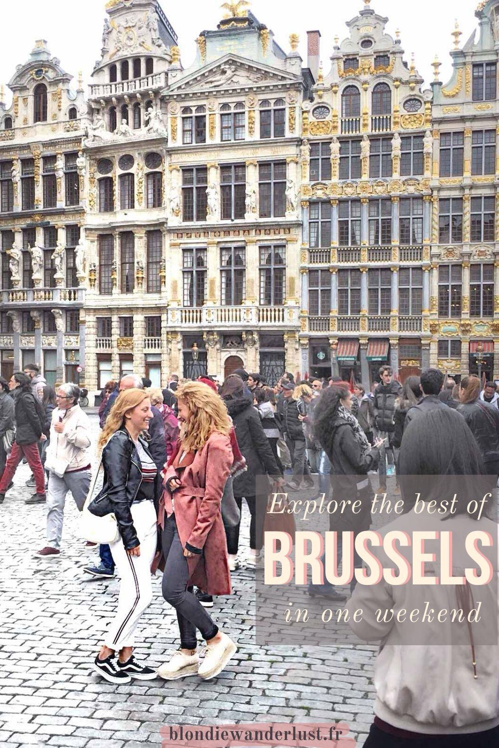 Spend a weekend in Brussels, itinerary