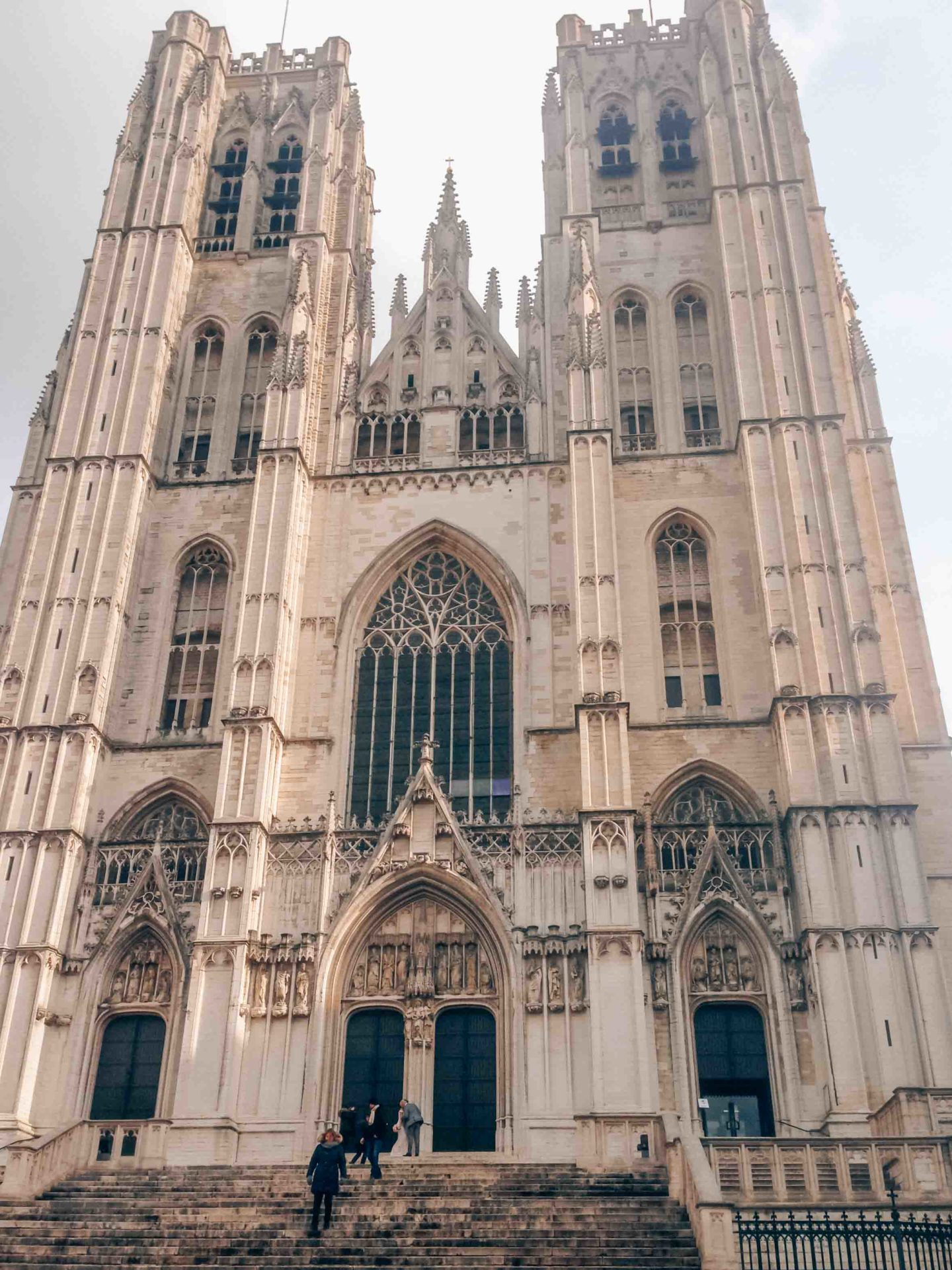 Brussels cathedrals is among the best things to do on a weekend