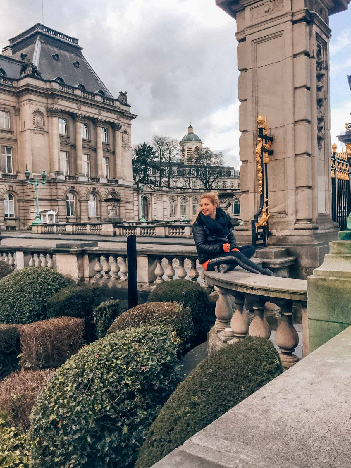 Must-see places in Brussels, the Royal Palace