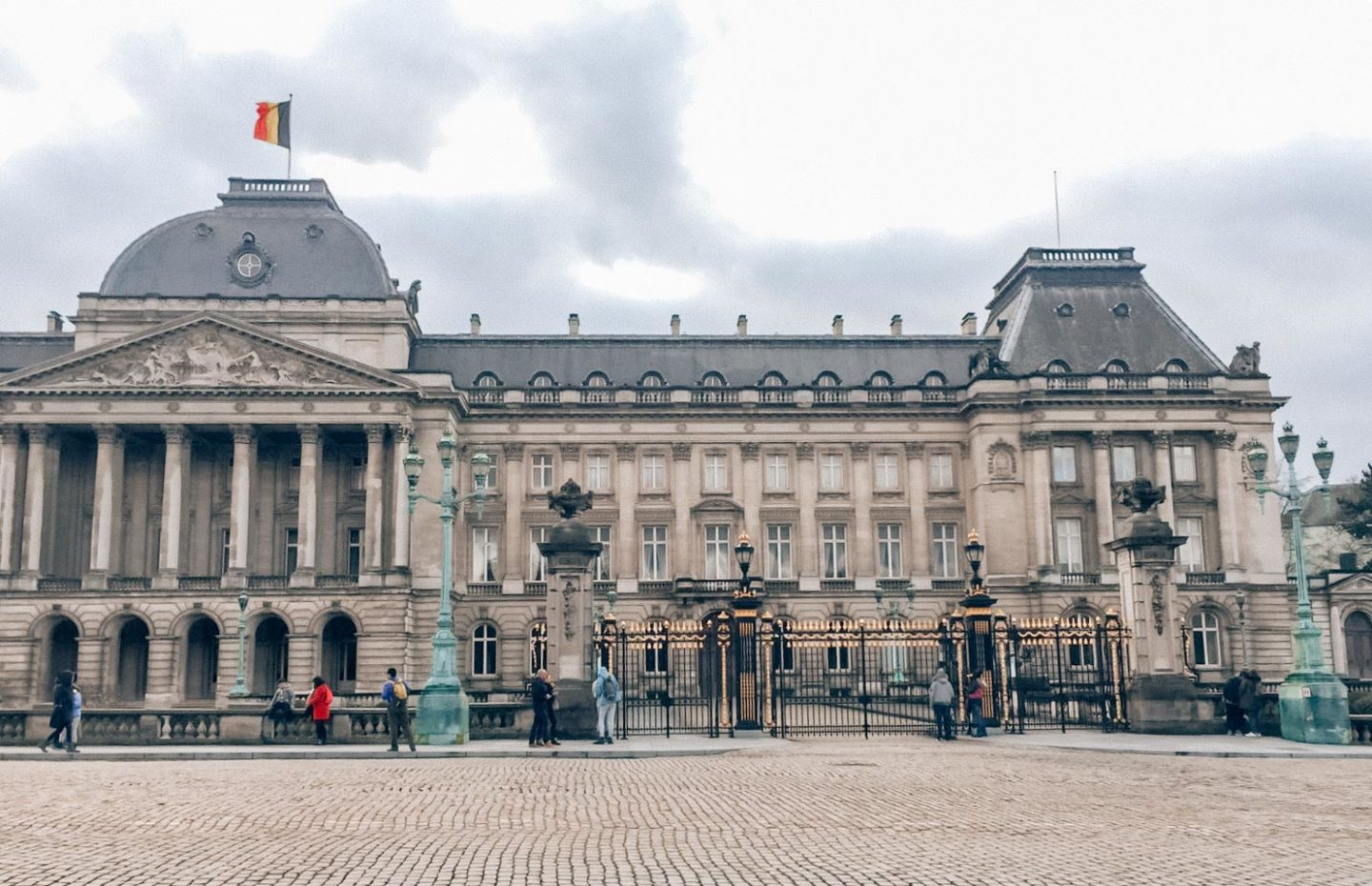 Visit the Royal Palace of Brussels