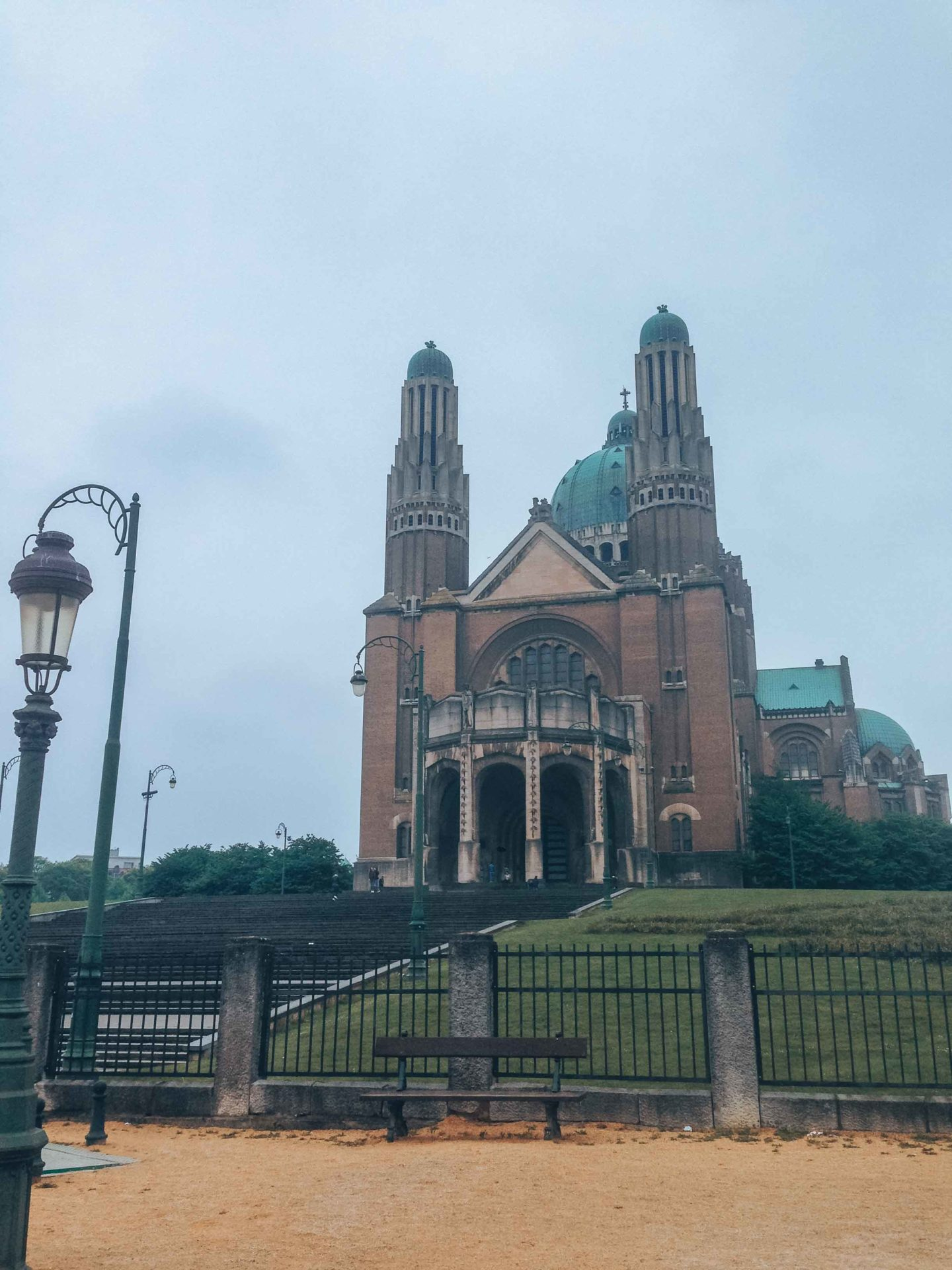 Visit the basilica of Brussels