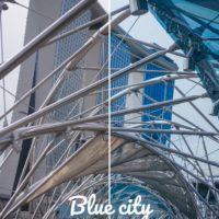 Blue city preset classic pack