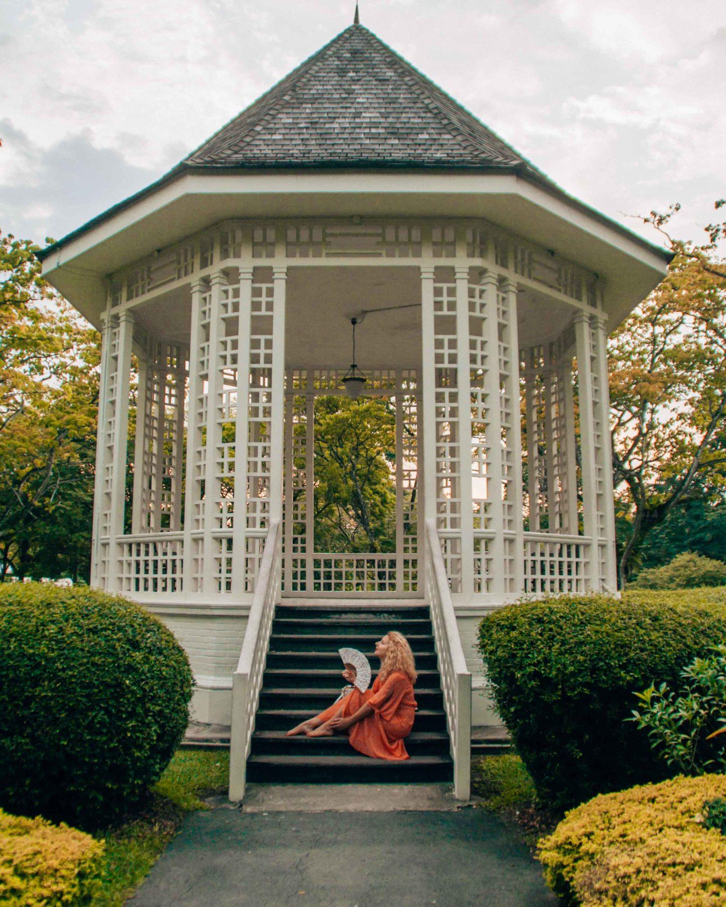 Botanic Gardens bandstand, Singapore