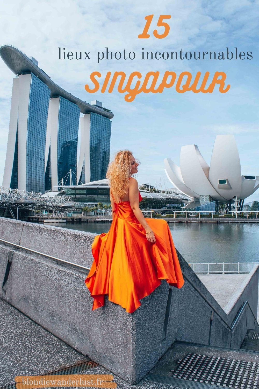 15 lieux photo incontournables à Singapour