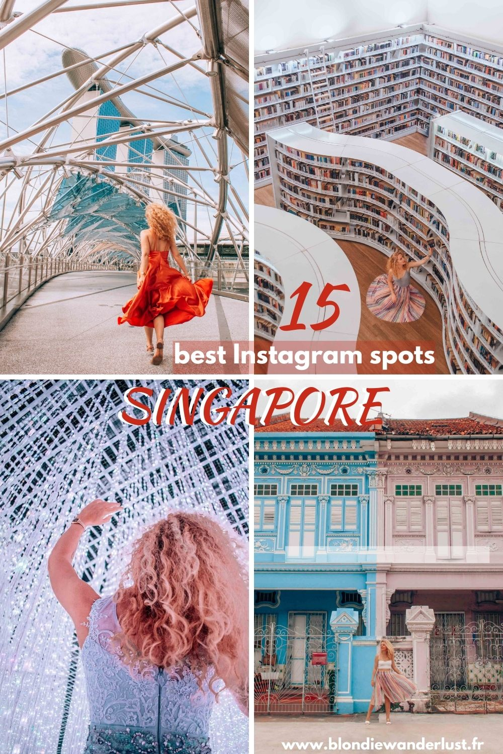 15 best instagram spots in Singapore