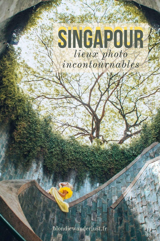 Lieux photo incontournables à Singapour