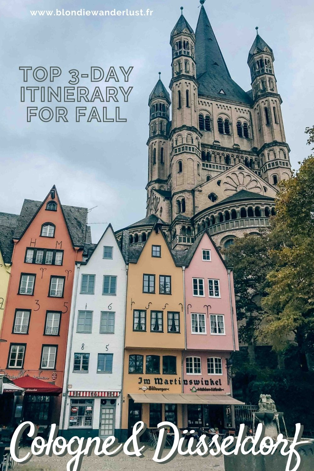 Top 3-day itinerary for Fall in Cologne & Düsseldorf