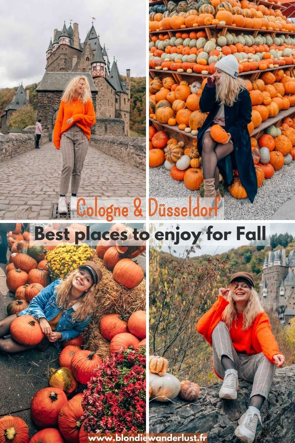 The best places to enjoy for Fall near Cologne & Düsseldorf