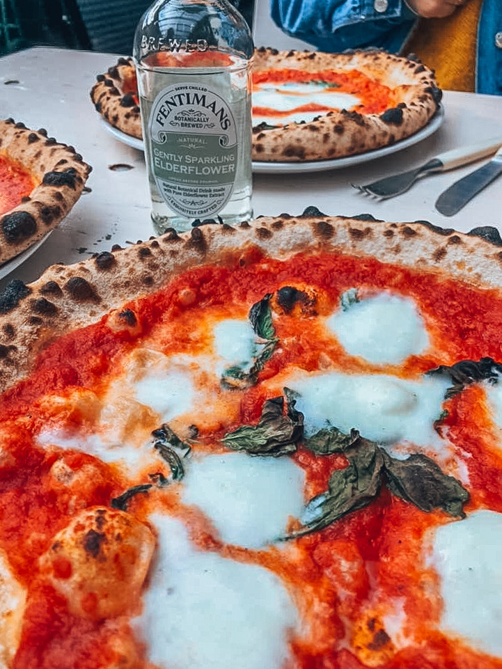 Where to eat the best pizza in Dusseldorf