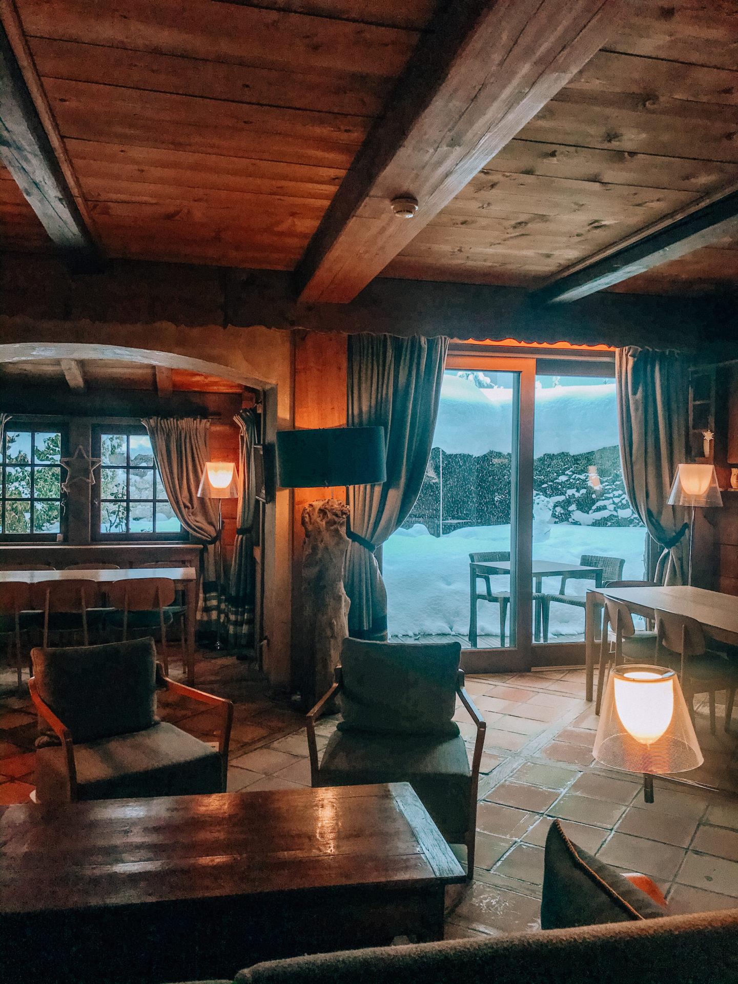 Hotel Au Coin du Feu in Megeve