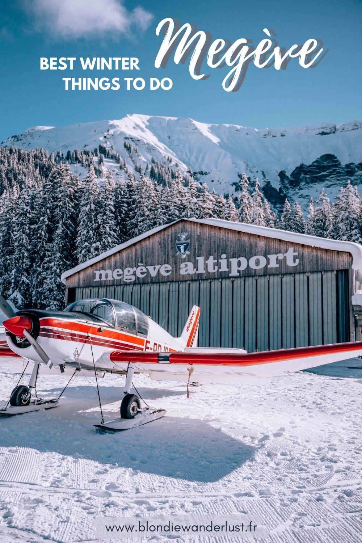Best winter activities in Megeve