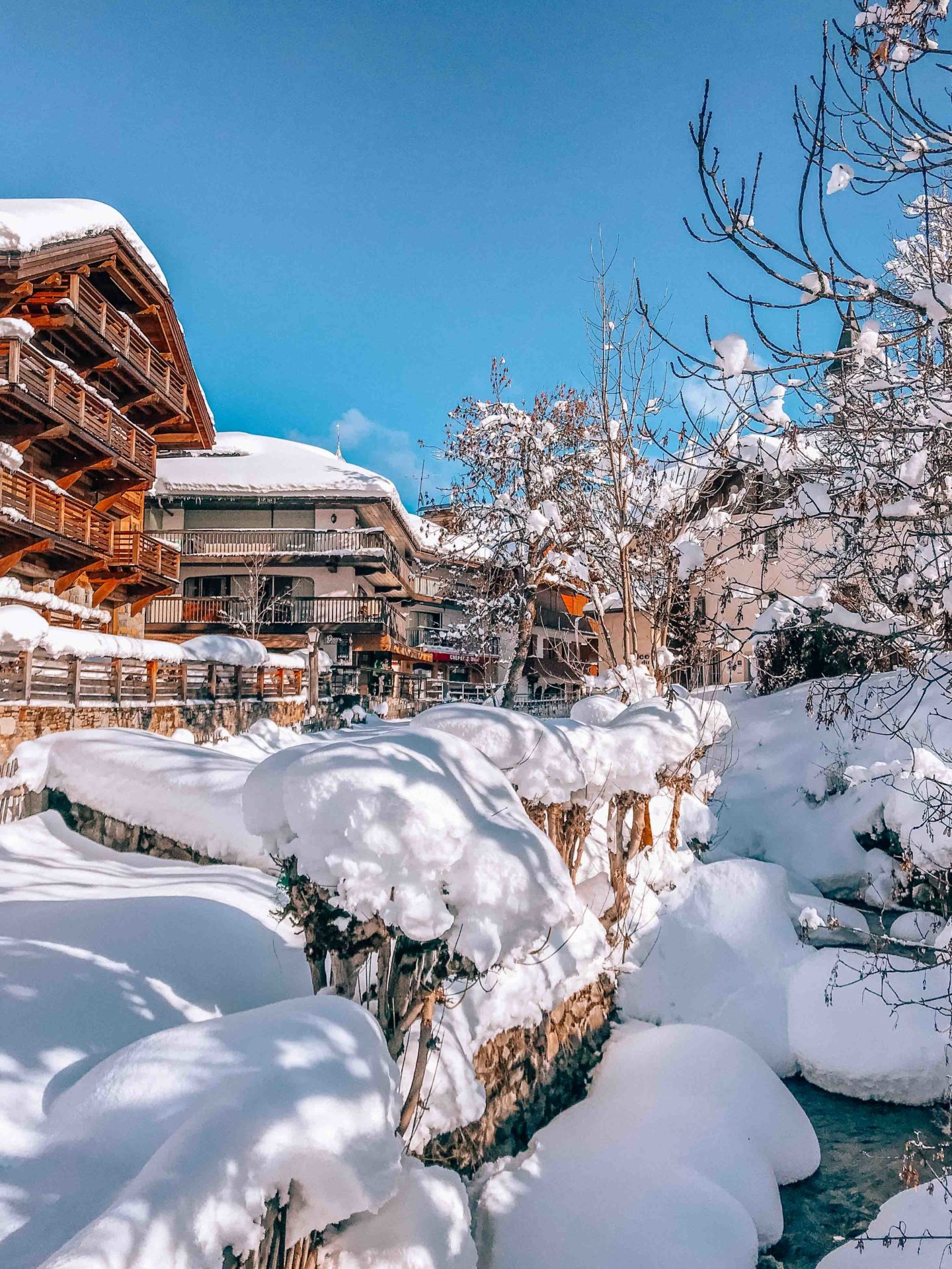 Views of Megeve, France