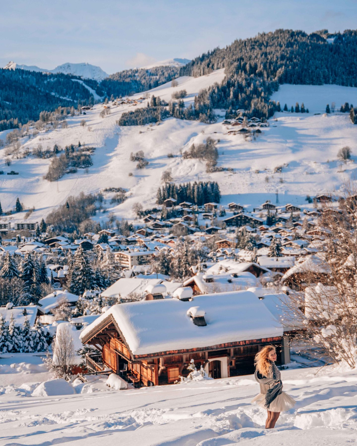 Where to go in the French Alps