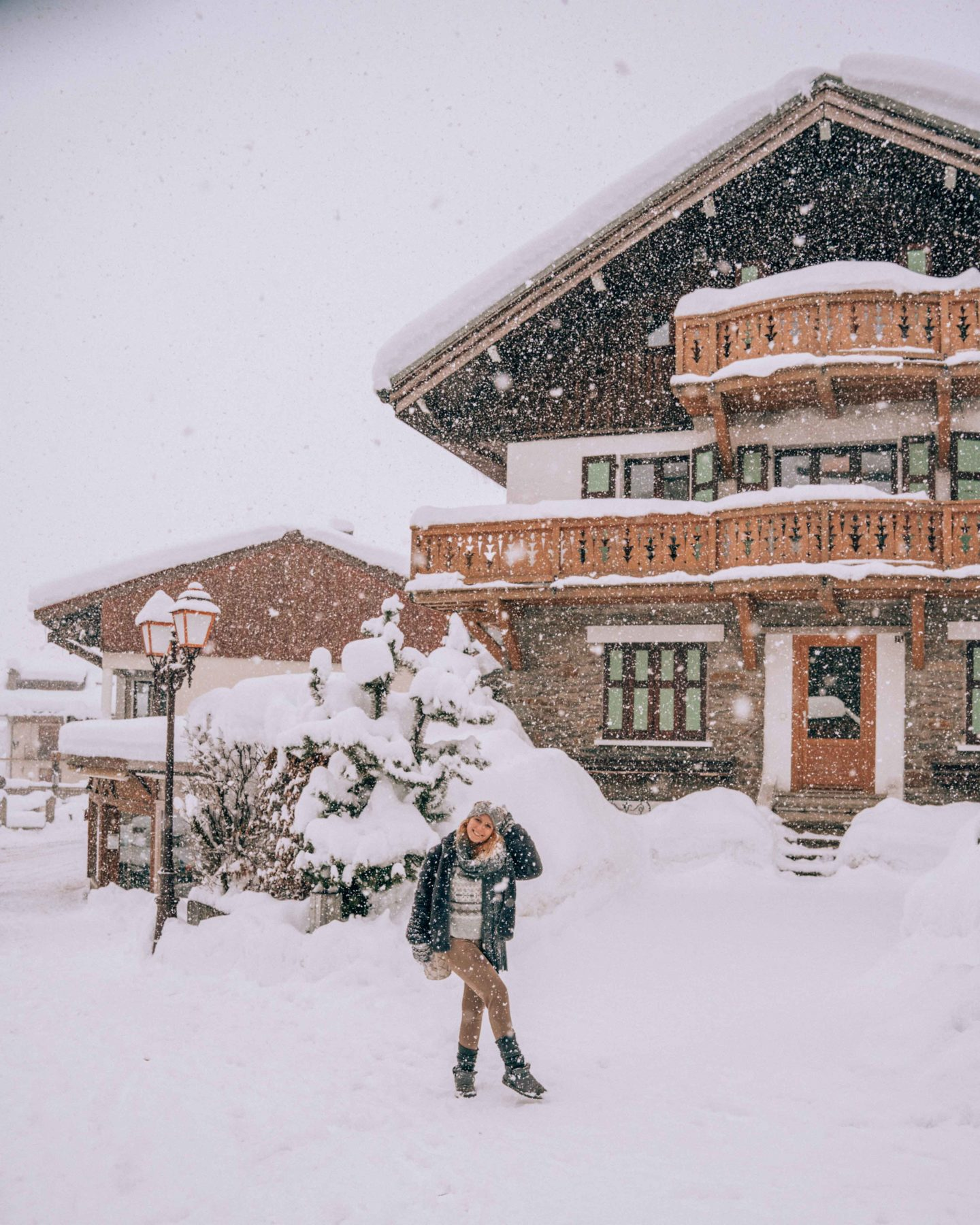 Where to go in winter