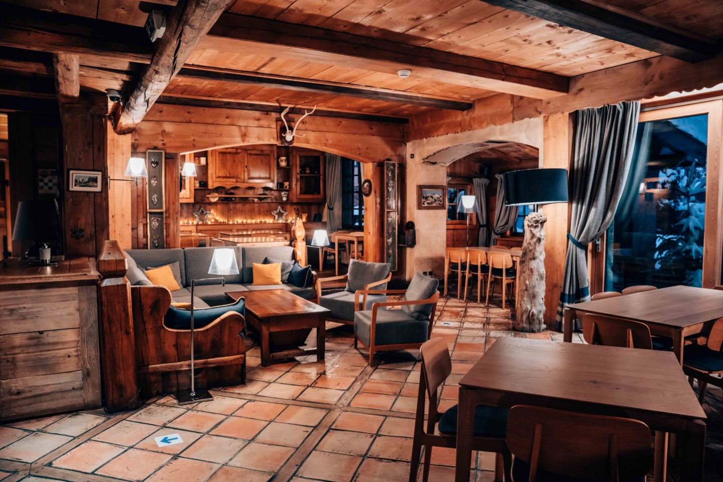 Best place to stay in Megeve